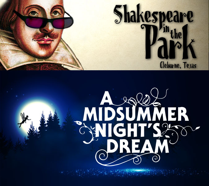Shakespeare in the Park - A Midsummer Night's Dream